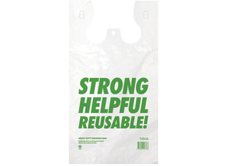 COSTWISE REUSABLE COMPLIANT LARGE SINGLET BAGS - 50-SLV