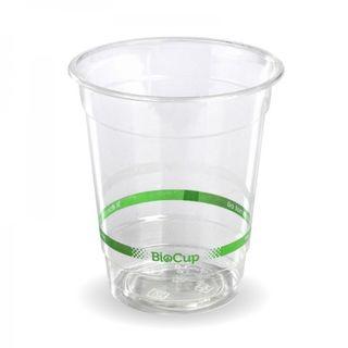 BIOPAK 250ml Clear Cup - 2000 - CTN ( R-250 )
