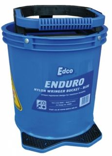 EDCO ENDURO NYLON WRINGER BUCKET - BLUE - EACH