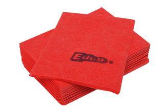 EDCO MERRITEX RED H.DUTY VISCOSE CLOTH - 100 - CTN