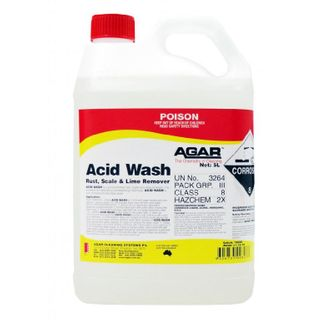 AGAR ACID WASH DESCALER 5L