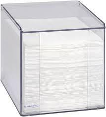 KIMBERLY-CLARK CLEAR ACRYLIC WIPER DISPENSER 94040 - EA