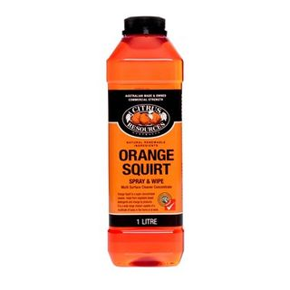"Citrus Resources "" ORANGE SQUIRT "" Multipurpose Spray & Wipe - 1L"