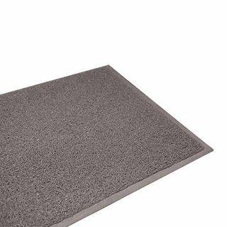 CLEAN LOOP MAT - PVC - GREY -  90 CM  X 150 CM -  EACH