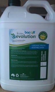 REVOLUTION ORGANIC FOOD / VEGE WASH (FOOD WASH) - 5L