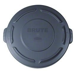 RUBBERMAID BRUTE BIN - GREY - LID - SUIT 75.7L