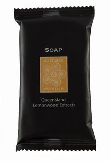 OUTBACK ESSENCE 35G BATH SOAP - FLOW PACK - 50 - SLV (OBE-S35)