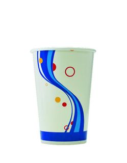 TP ALFRESCO PAPER COLD - MILK SHAKE CUP 16OZ - 50