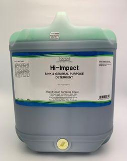 HI - IMPACT Sink & GP Detergent CP - 20L