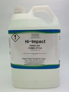 HI - IMPACT Combi Style Rinse Aid - 5L