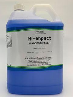 Hi - IMPACT Window Cleaner - 5L