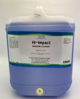 Hi - IMPACT Window Cleaner - 20L