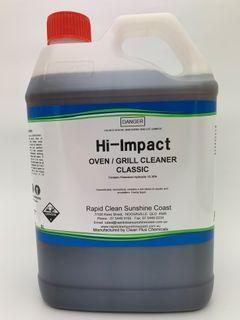 HI - IMPACT Oven & Grill Cleaner - CLASSIC  - 5L