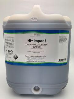 "HI - IMPACT Oven & Grill Cleaner - CLASSIC - ""DG8"" - 20L"