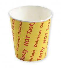 CAPRI  HOT CHIP CUP 12OZ -PRINTED  - 50