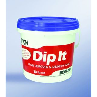 ECOLAB DIP-IT STAIN REMOVER - 10KG
