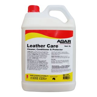 AGAR LEATHER CARE CLEANER 5L
