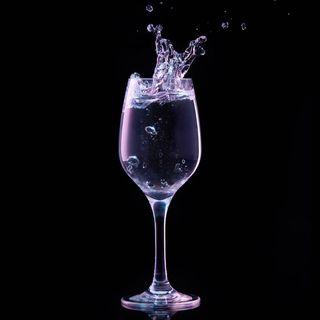 POLYSAFE VINO ROSSA WINE GLASS - 400ML (POUR LINE AT 150ML) - 24 - CTN
