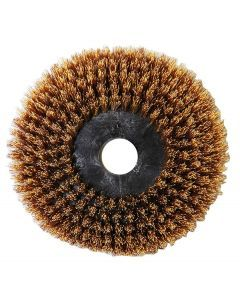 SOFT BROWN BRUSH - 200MM TO SUIT MIRA 40 BATTERY SCRUBBER - ( VMIRA-SPA0026.P ) - EACH