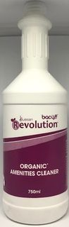 PRINTED REVOLUTION SPRAY BOTTLE - ORGANIC AMENTIES CLEANER- 750ML