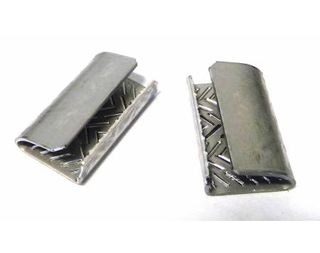 Open Metal Seals 16mm Serrated Grip - 1000 - CTN