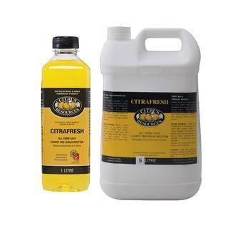 """Citrus Resources """" CITRAFRESH """" Carpet Prespray - 5L"""