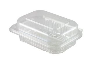 ENVIRO CHOICE SMALL SALAD PACK ( EC-FV0408 ) - 125