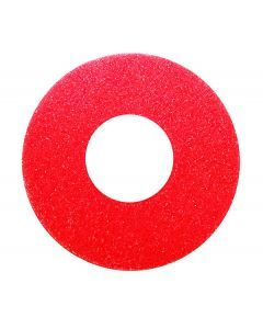 FLOOR PAD RED 200MM SUITS MIRA 40 SCRUBBER DRYER - EACH