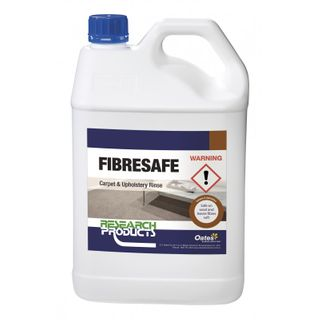 "Research "" FIBRESAFE "" Carpet & Upholstery Rinse - 5L"