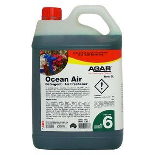 AGAR OCEAN AIR DEODORISER / AIR FRESHENER 5L