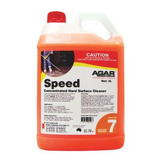AGAR SPEED HD SOLVENT CLEANER & DEGREASER 5L
