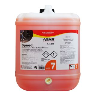 AGAR SPEED HD SOLVENT CLEANER & DEGREASER 20L