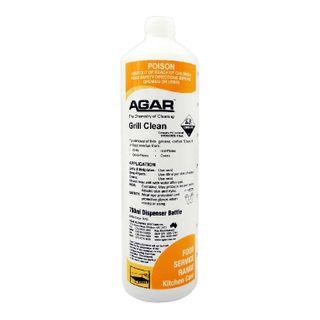 PRINTED AGAR GRILL CLEAN BOTTLE 750ML (D7G) - EACH