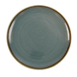 OLYMPIA KILN ROUND PLATE 280MM - OCEAN - GP465 - 4 - CTN