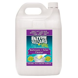 ENZYME WIZARD HD BATHROOM / TOILET BOWL CLEANER - RTU - 5L