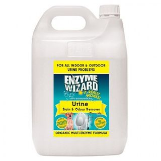 ENZYME WIZARD URINE STAIN & ODOUR REMOVER - 5L