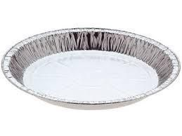 CONFOIL 4123P4 LARGE PERFORATED ROUND FAMILY PIE ( 635ML ) - 700 - CTN