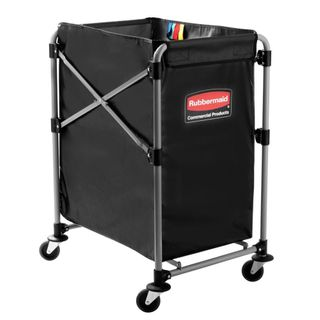 RUBBERMAID COLLAPSIBLE X-CART 150L ( 612MM L x 516MM W x 865MM H ) - EACH