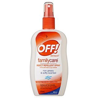OFF! SKINTASTIC INSECT REPELLENT SPRAY - 175ML - EACH