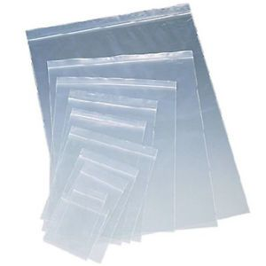 TP RESEALABLE PLASTIC BAGS - 3 X 2 ( 75 X 50 ) LDPE - 1000 -CTN