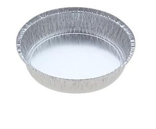 CONFOIL 5125 LARGE ROUND FOIL CHEESECAKE - 80 - SLV