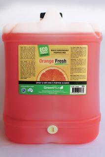 HI - IMPACT - Orange Fresh -  Spray & Wipe CP - 20L