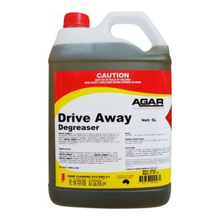 AGAR DRIVE WAY - POWERFUL DEGREASER & OIL STAIN REMOVER - 5L