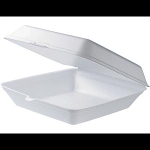 CAPRI - IP17 / C-SEA17 FOAM LARGE DINNER CLAM  - 100 - SLV