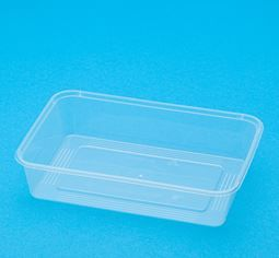 BONSON BS 500 RECTANGULAR CONTAINER - 50-SLV