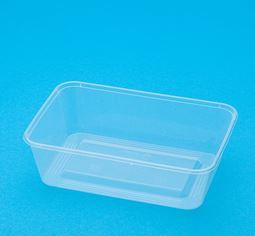 BONSON BS 650 RECTANGULAR CONTAINER - 50-SLV