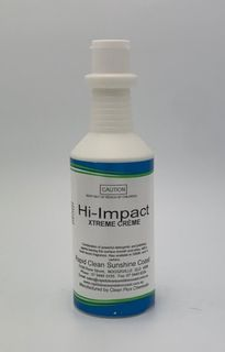 HI - IMPACT XTREME CREME CLEANSER WITH FLIP TOP - 500ML