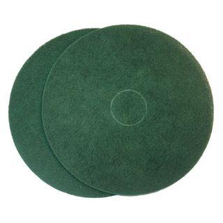 GLOMESH 40CM FLOOR PAD - GREEN - 5 - CTN