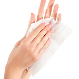 TECHNOCLEAN NON ALCOHOL HAND SANITISING WIPES - 70 - TUB