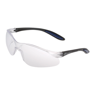 AEROSHIELD (BASTION) VORTEX SAFETY GLASSES - CLEAR - 12 - CTN